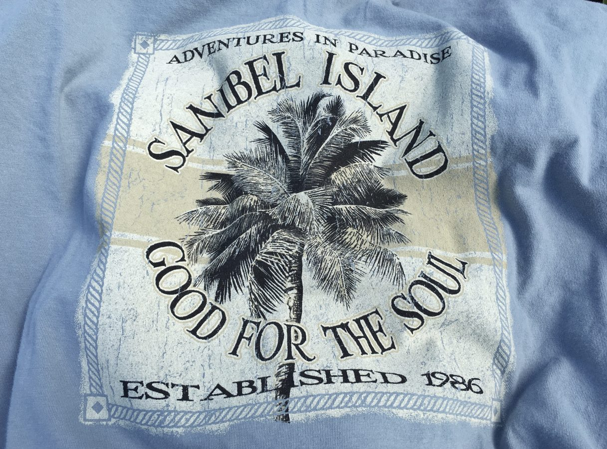 Sanibel Tee Good For The Soul Adventures In Paradise