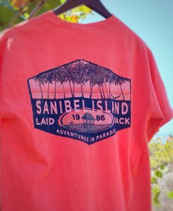 sanibel-tshirt-laid-back-red-tee