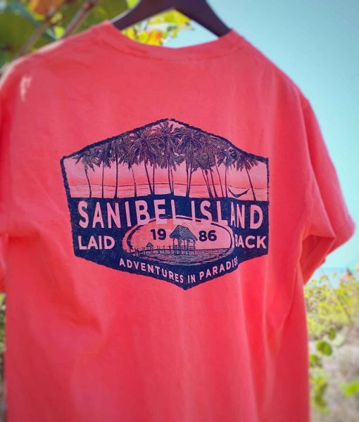 sanibel-tshirt-laid-back-red-tee