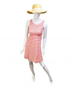 tommy-bahama-stripe-dress-orange