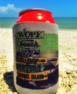 sanibel-koozie-beach-signs
