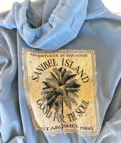 sanibel sweater hoody