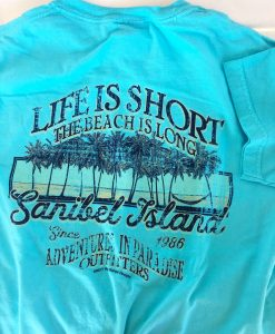 cotton sanibel tshirt